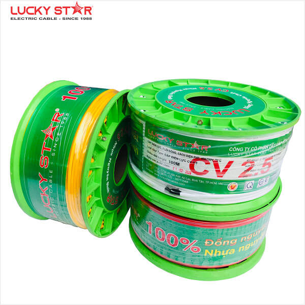 Cáp điện lực CV Lucky Star