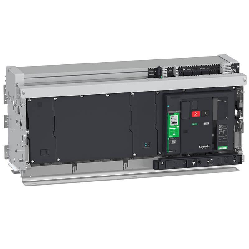 MTZ225H12.0X4PMD Máy cắt không khí ACB Schneider Masterpact MTZ