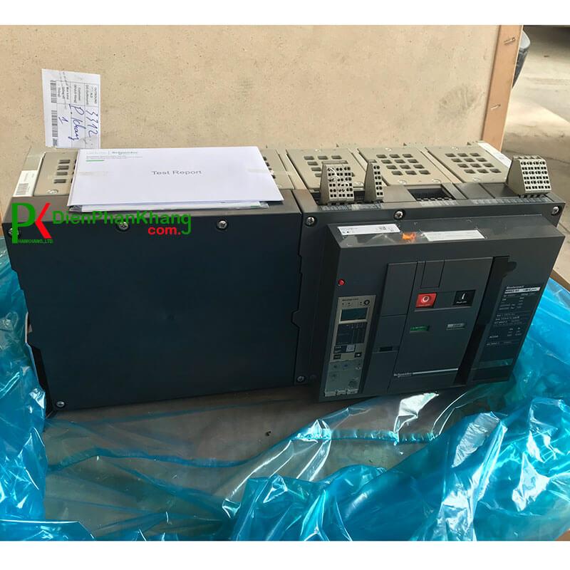 NW63H13D2 Máy cắt không khí ACB Schneider MasterPact NW