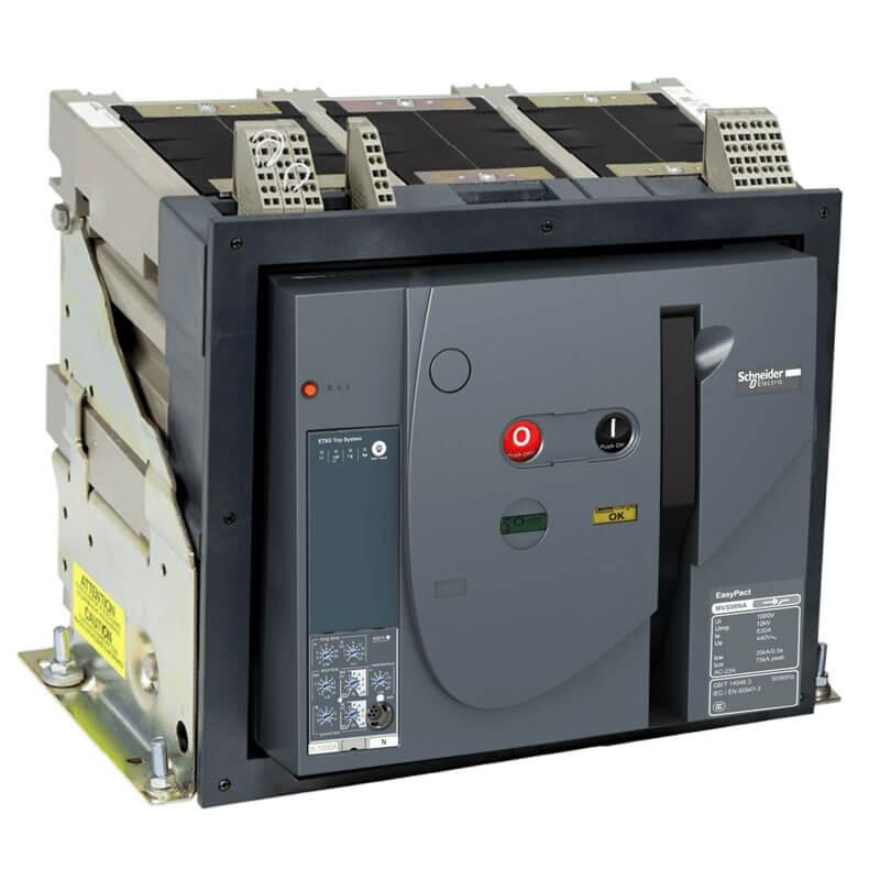 MVS10N4MF2L ACB Máy cắt không khí Schneider EasyPact MVS