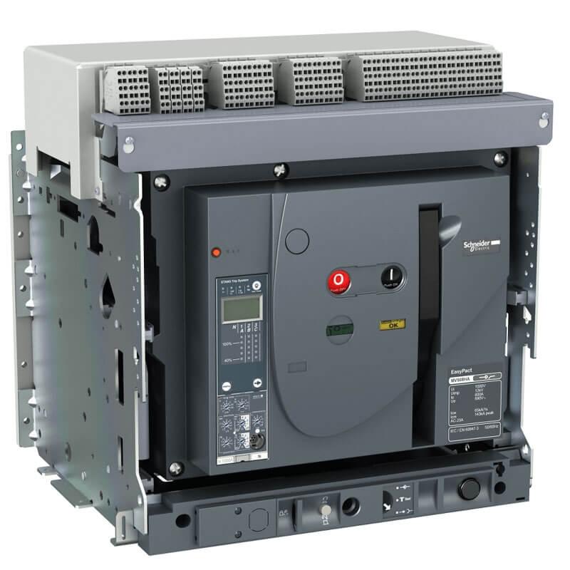 MVS25N4MF2L ACB Máy cắt không khí Schneider EasyPact MVS
