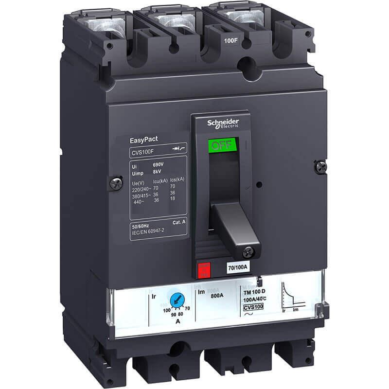 LV510335 MCCB Schneider