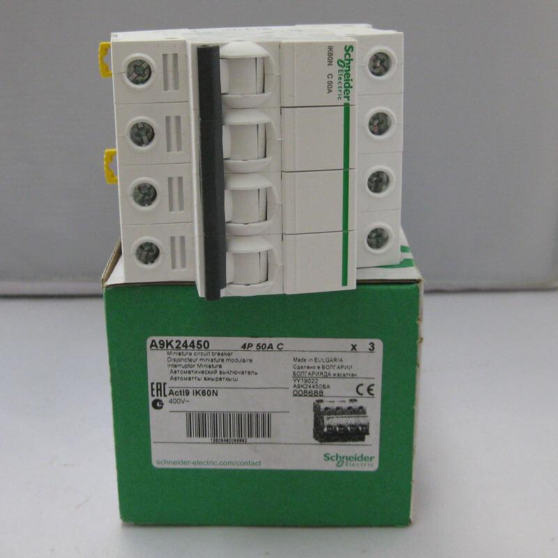A9K24450 MCB Schneider