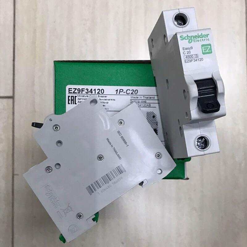 EZ9F34120 MCB Easy 9 Schneider
