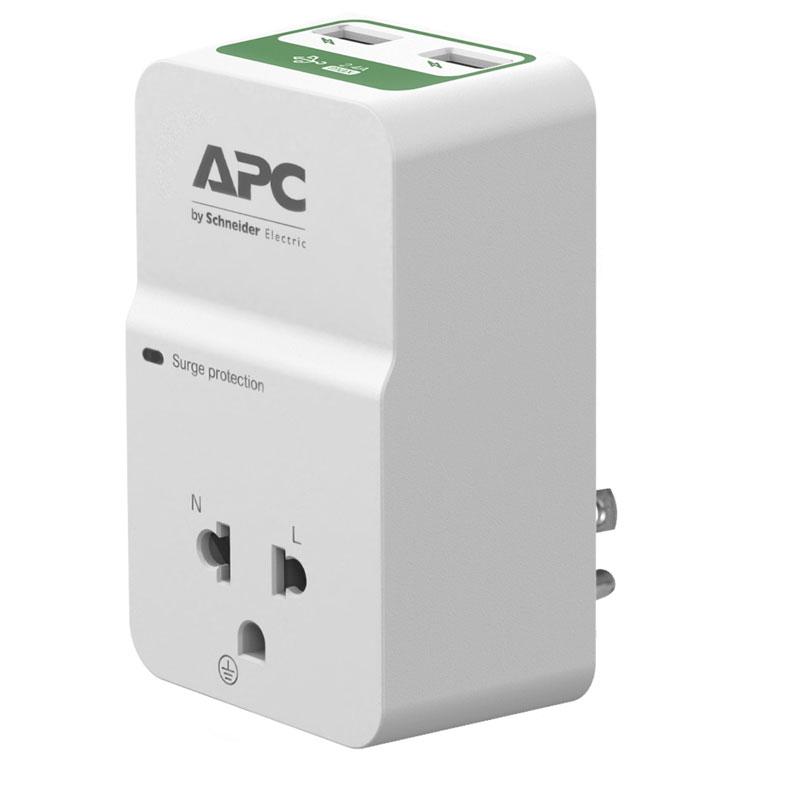 PM1WU2-VN - Ổ cắm điện chống sét APC Schneider