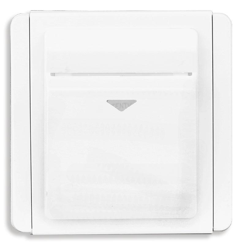 E3031EKTH_WW Bộ công tắc chìa khóa thẻ, màu trắng