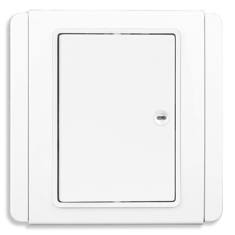 E3031H1_EWWW_G19 Bộ công tắc đơn 1 chiều, màu trắng