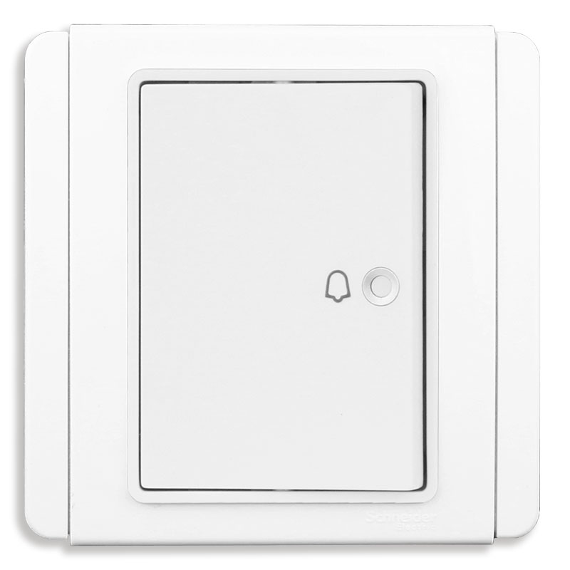 E3031HBP_WW_G19 Bộ nút nhấn chuông, màu trắng