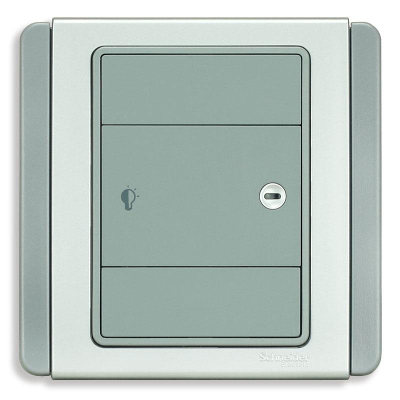 E3031HD_EBGS Bộ Dimmer điều chỉnh ánh sáng đèn, màu xám bạc