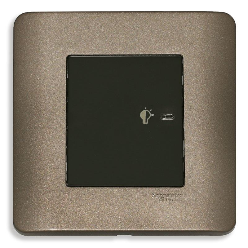 E8431EPD4_SZ Dimmer điều chỉnh ánh sáng đèn, màu đồng