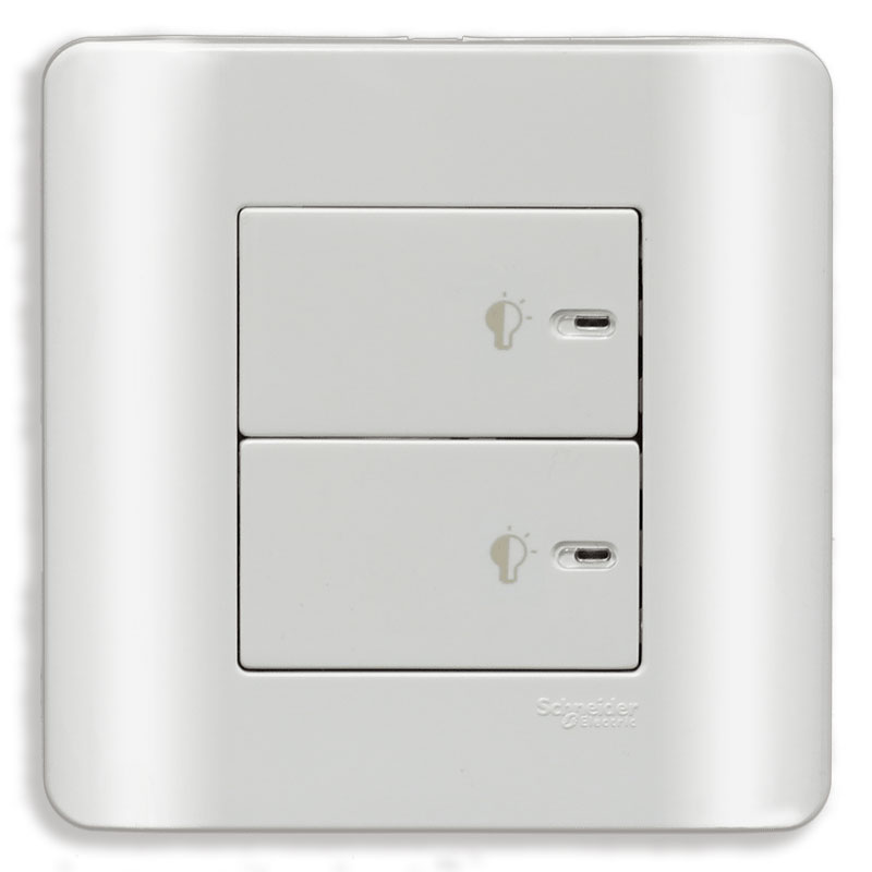 E8432EPD3_WE Dimmer điều chỉnh ánh sáng đèn, màu trắng