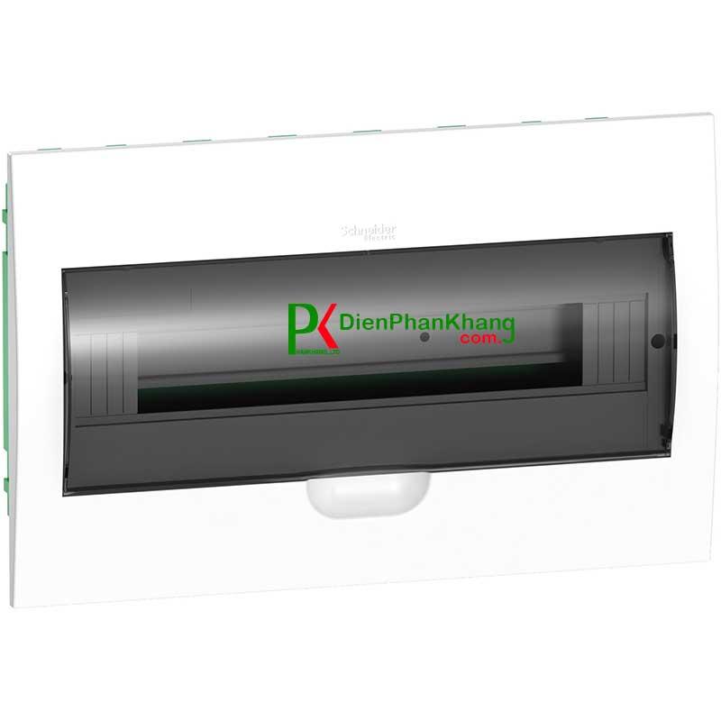 Tủ điện dân dụng nhựa âm tường EZ9E118S2F Schneider