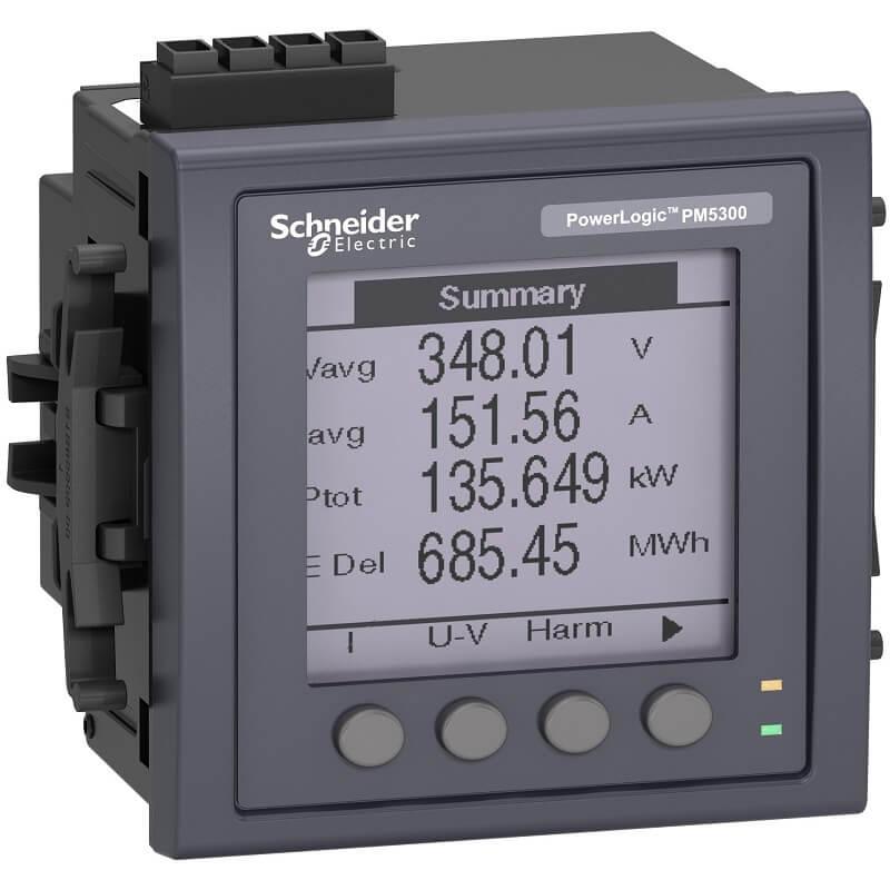 METSEPM5320 Đồng hồ đo điện đa năng Schneider PM5000 Series