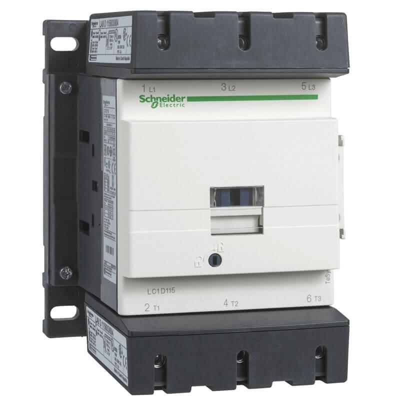 LC1D115M7 Khởi động từ Contactor loại LC1D Schneider