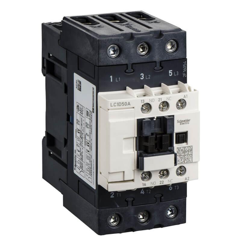LC1D50AM7 Khởi động từ Contactor TeSys D Schneider