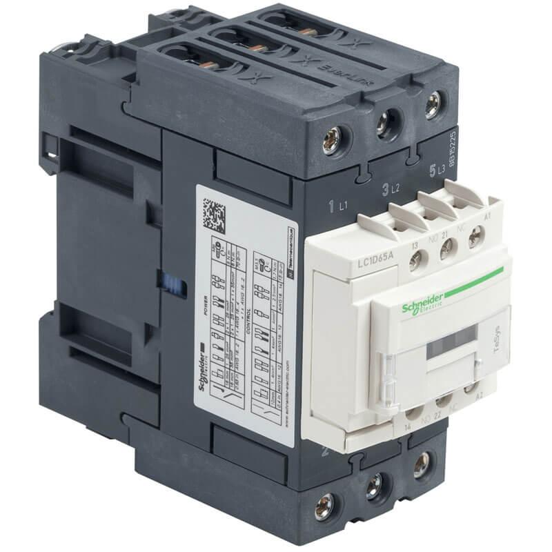 LC1D65AM7 Khởi động từ Contactor TeSys D Schneider