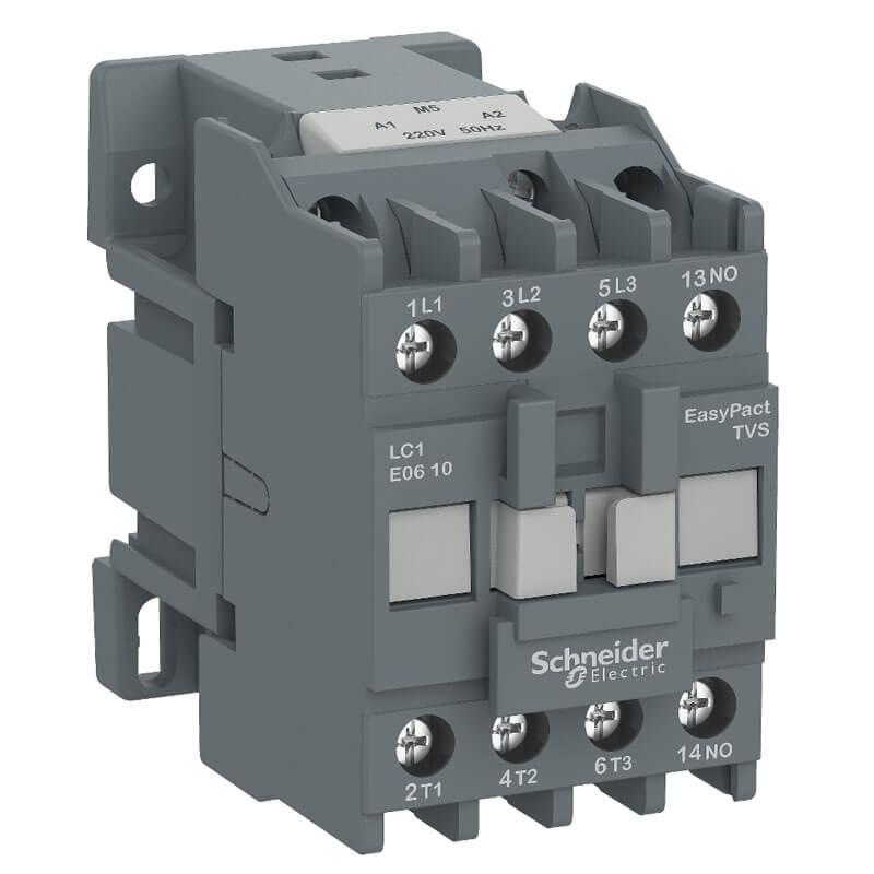 LC1E0601M5 Khởi động từ Contactor LC1E Schneider
