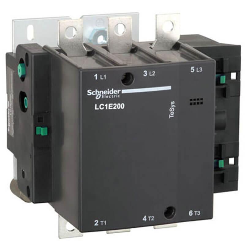 LC1E200M5 Khởi động từ Contactor LC1E Schneider