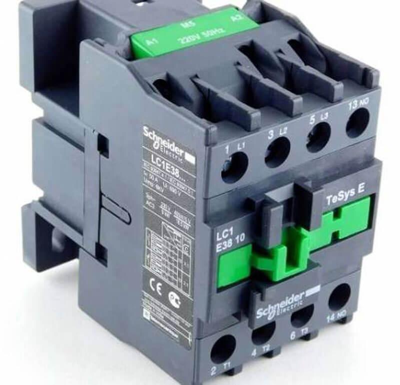 LC1E3810M5 Khởi động từ Contactor LC1E Schneider