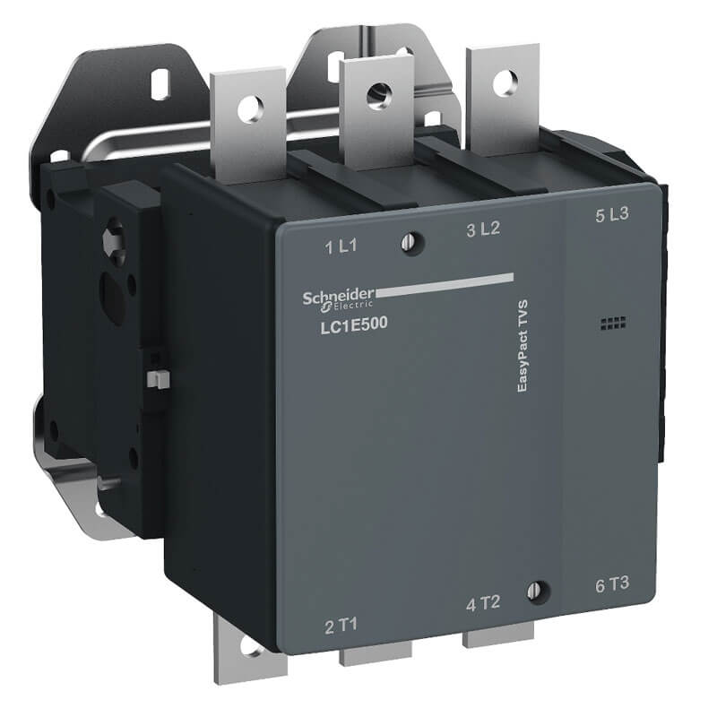 LC1E500M7 Khởi động từ Contactor LC1E Schneider