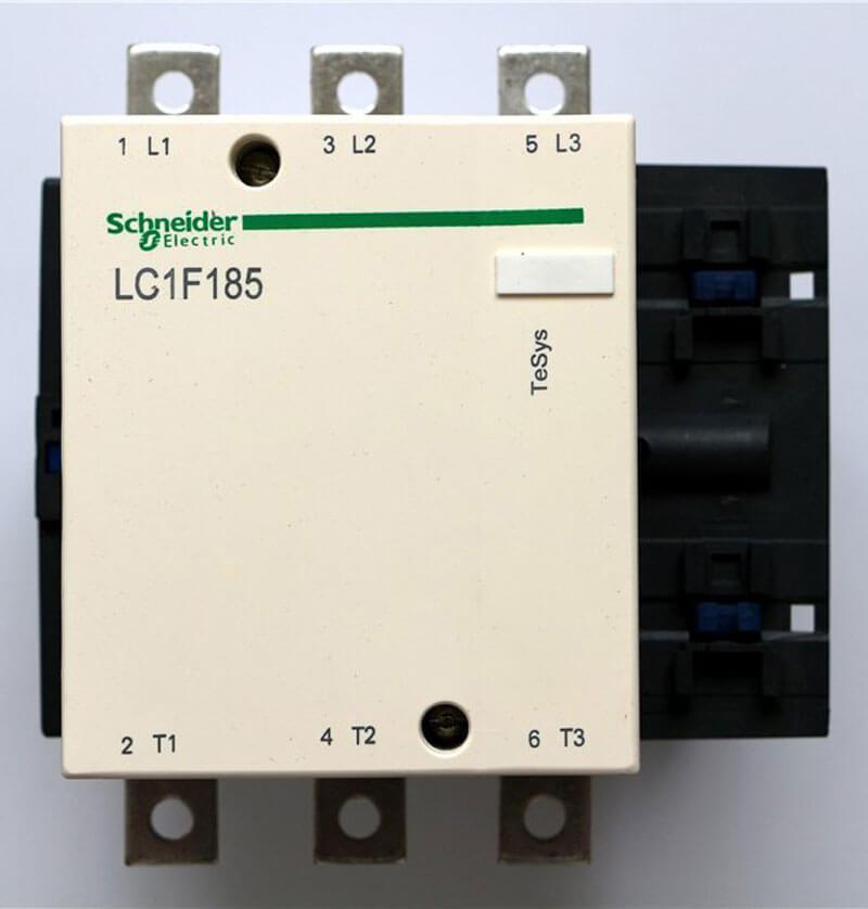 LC1F185M7 Khởi động từ Contactor loại LC1F Schneider