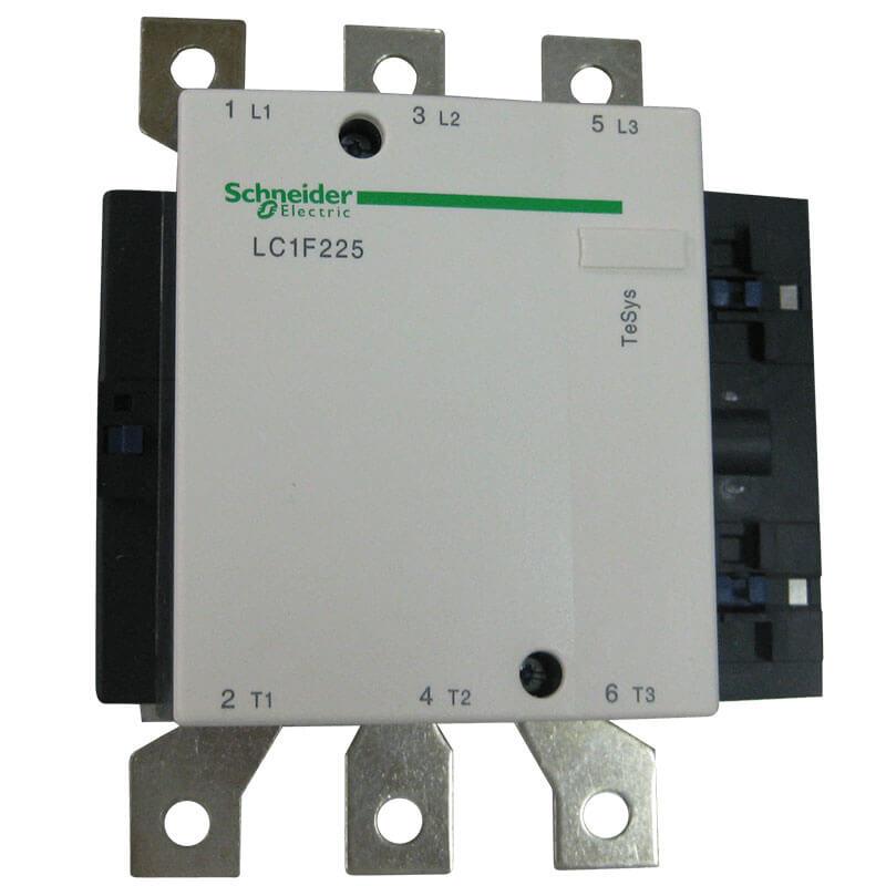 LC1F225M7 Khởi động từ Contactor loại LC1F Schneider
