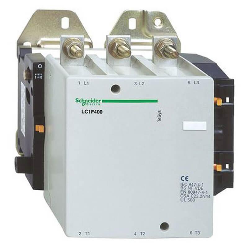 LC1F400M7 Khởi động từ Contactor loại LC1F Schneider