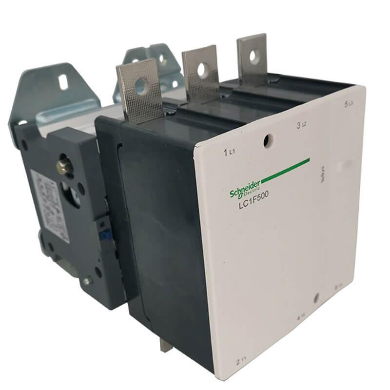 LC1F500M7 Khởi động từ Contactor loại LC1F Schneider