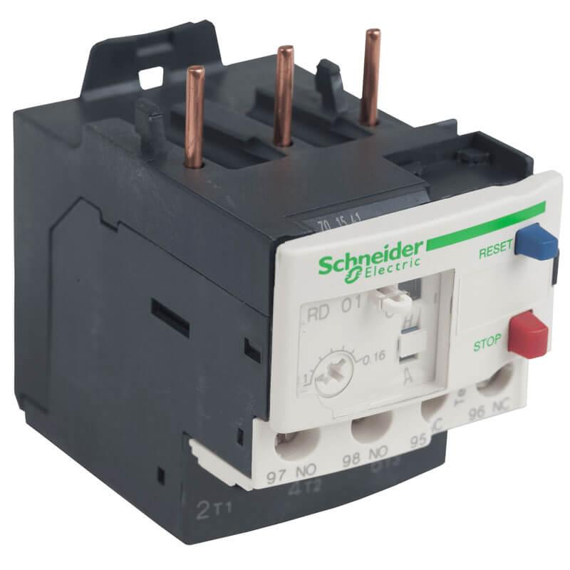 LRD01 Relay nhiệt TeSys loại LRD Schneider