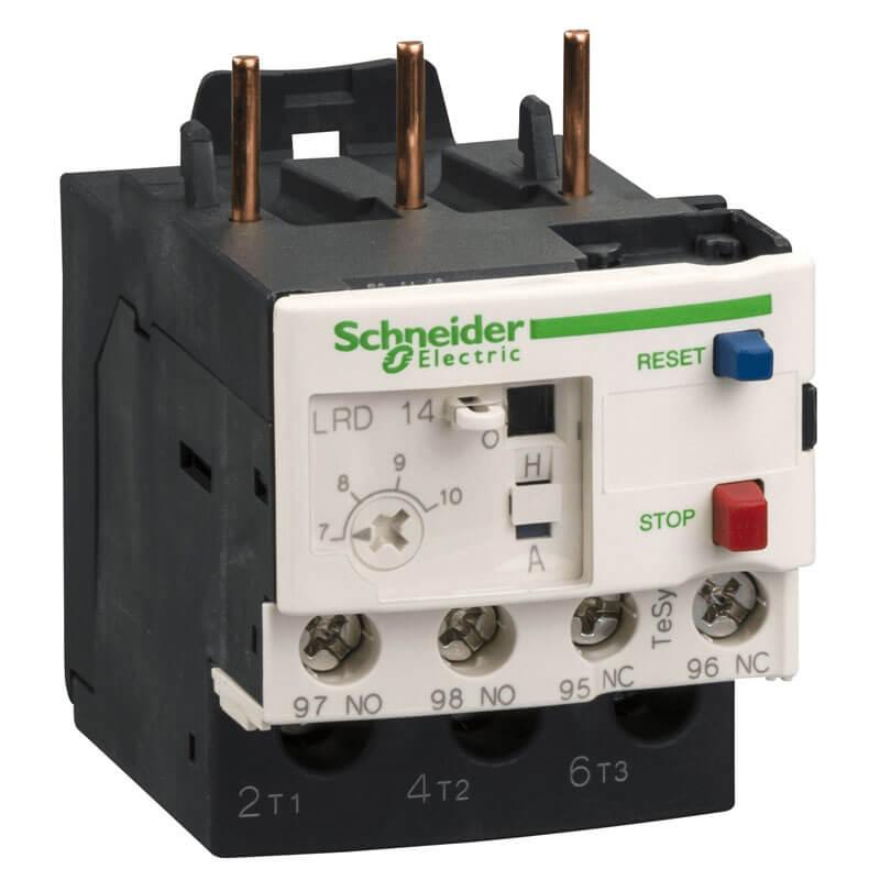 LRD14 Relay nhiệt TeSys loại LRD Schneider