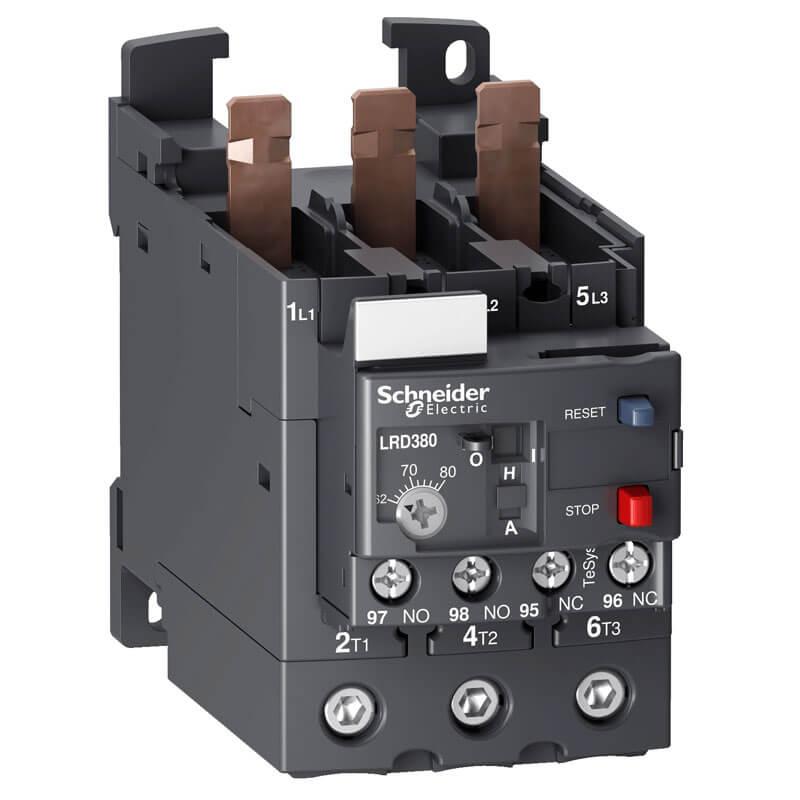 LRD380 Relay nhiệt TeSys loại LRD Schneider