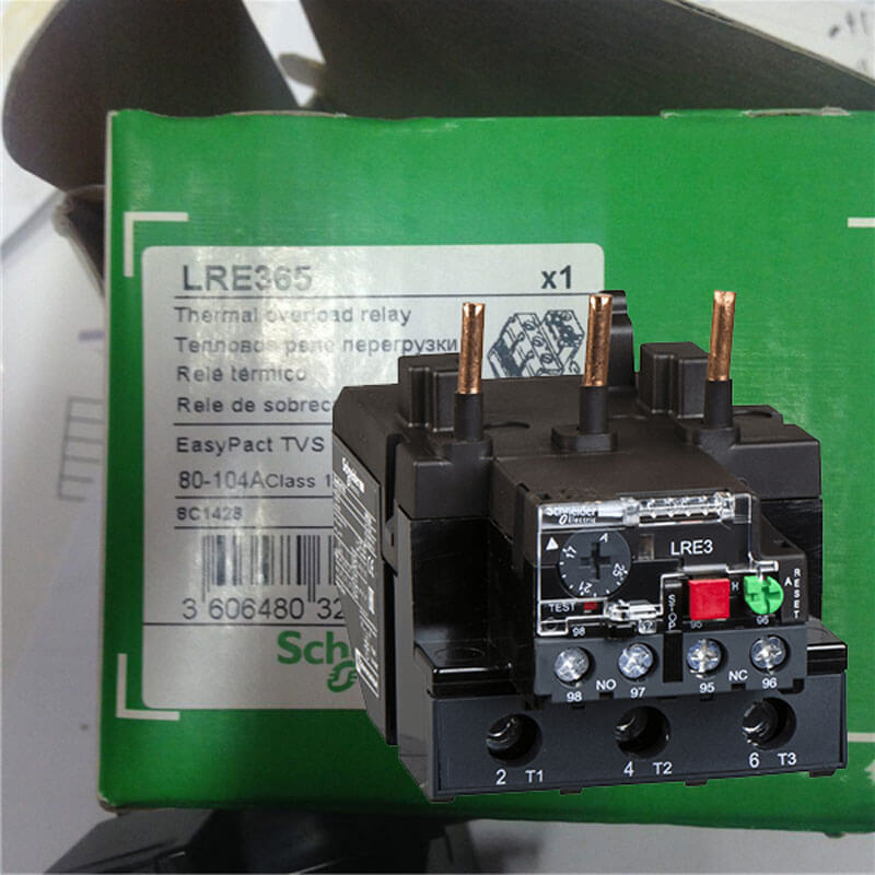 LRE365 Relay nhiệt EasyPact loại TVS LRE Schneider
