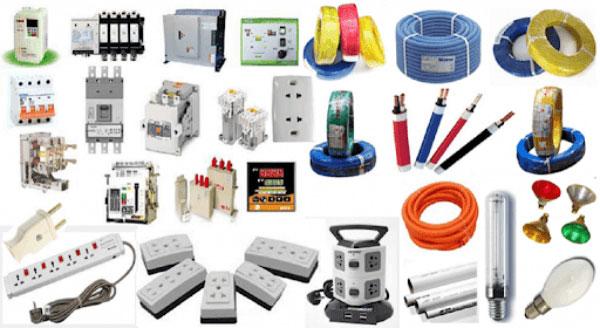 mua thiết bị điện tại nhà phân phối chính thức