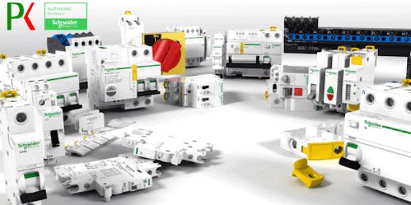 Mua thiết bị điện Schneider Electric chính hãng và giá tốt tại Điện Phan Khang