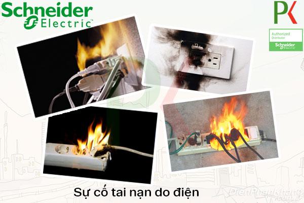 Hỏa hoạn do các sự cố điện gây ra