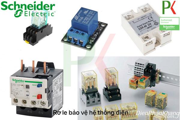 Rơ le bảo vệ hệ thống điện