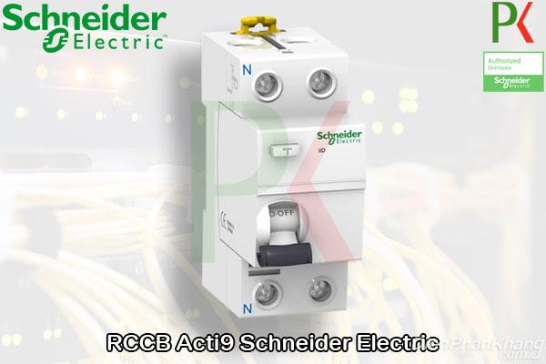 Chống giật Acti9 Schneider Electric