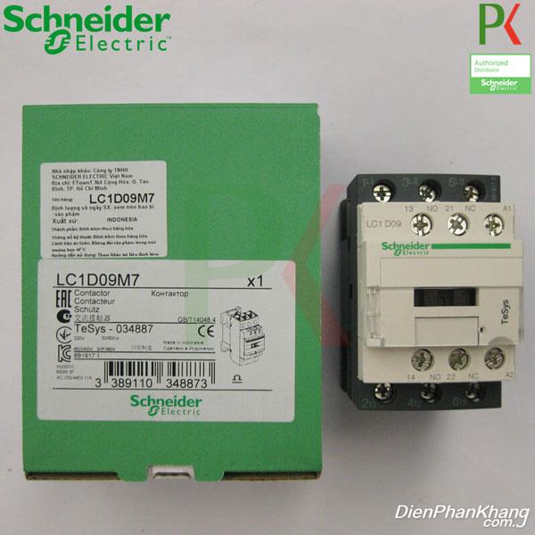 Khởi động từ LC1D09M7 Schneider Electric