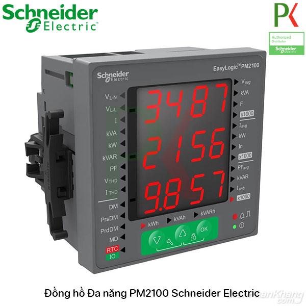 Đồng hồ đa năng Schneider PM2100