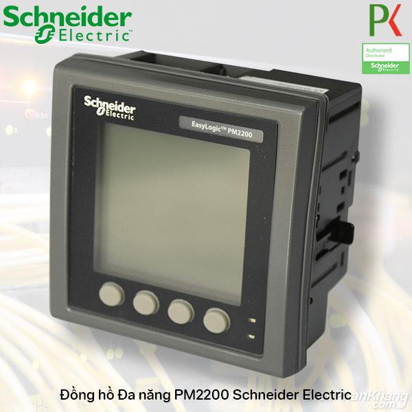 Đồng hồ đa năng Schneider PM2200