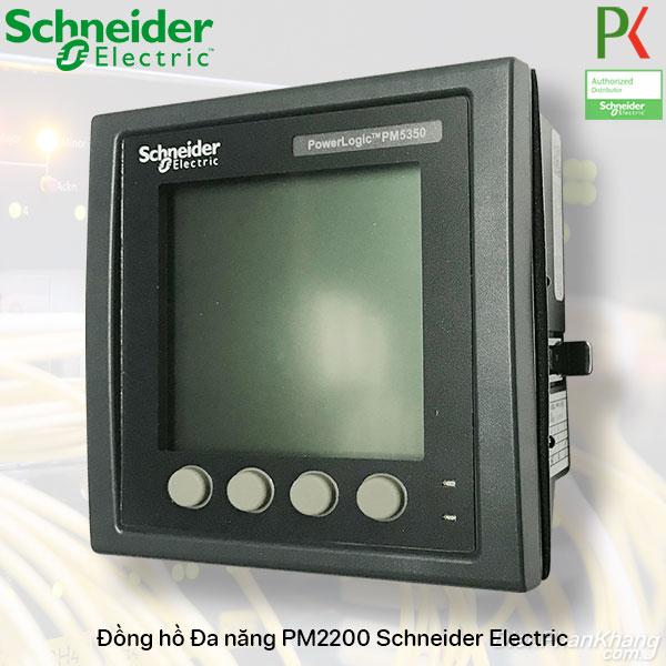 Đồng hồ đa năng Schneider PM5000
