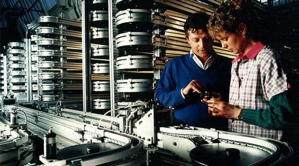 Schneider Electric - Giai đoạn đột phá