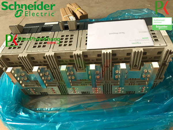 Máy cắt không khí Schneider NW63H13F2 6300A
