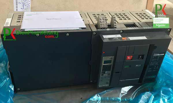 Máy cắt không khí ACB Schneider dòng MasterPact NW 6300A