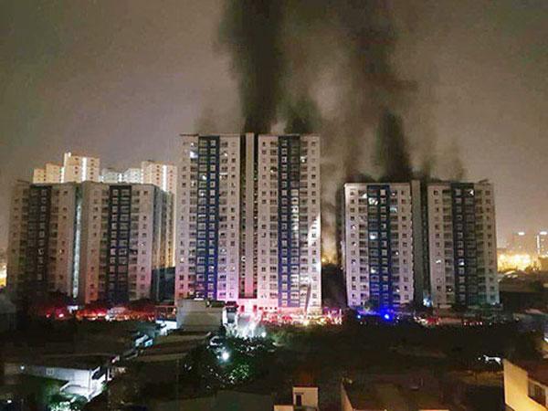 Cháy nổ do các sự cố về điện