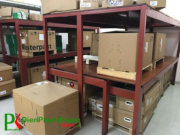 Kho hàng thiết bị điện Schneider Electric tại Bình Dương