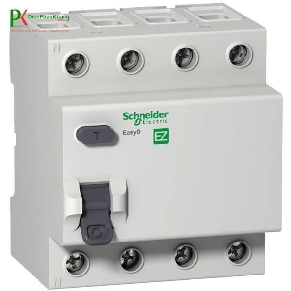 Aptomat chống dòng rò của Schneider Electric có chất lượng tốt và độ an toàn cao