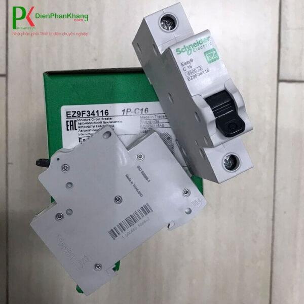 Aptomat MCB Schneider bền, an toàn, hiệu quả