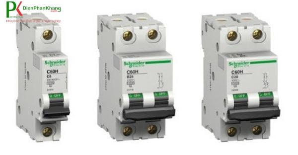 Aptomat MCB hãng Schneider Electric