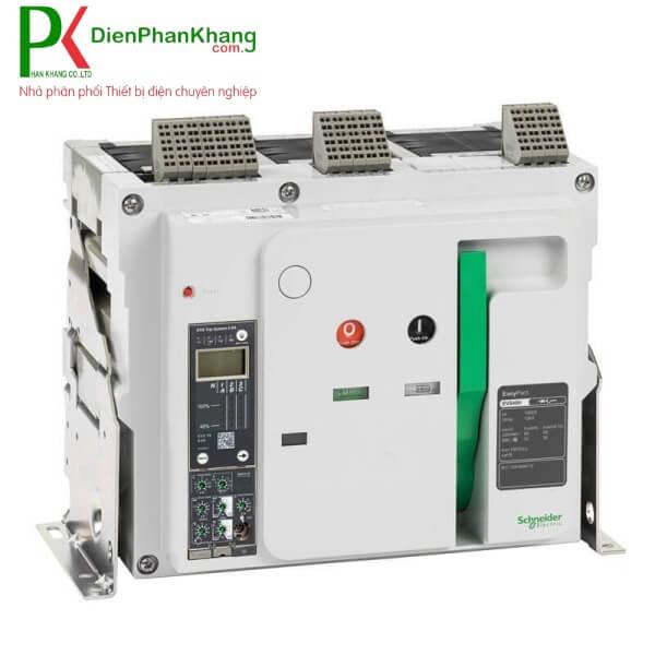 Máy cắt không khí giúp bảo vệ các thiết bị điện trước những sự cố như ngắn mạch hay quá tải